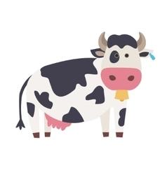 Cute Cow vector