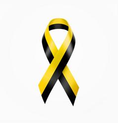 georgian ribbon band vector image
