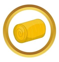 Haystack icon vector