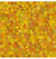 Abstract Triangle Seamless Pattern Background for vector image vector image