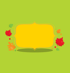 Gobble give thanks banner blank 06 vector