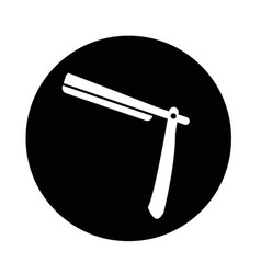shaver icon vector image