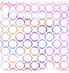 watercolour pattern background vector image