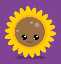 Gobble give thanks flower 10 vector