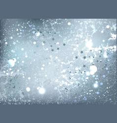 Blue foil background vector
