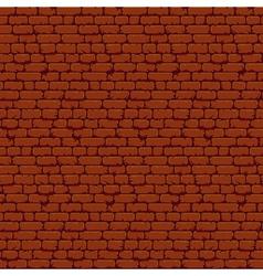 Pixel Brick Wall vector