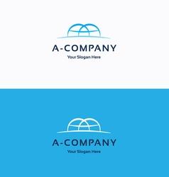 A Company logo vector