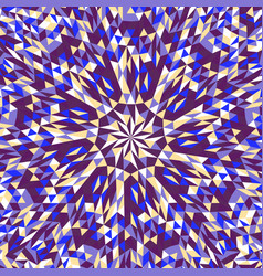 Abstract dynamic colorful geometrical tiled vector