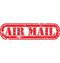 Air mail vector image