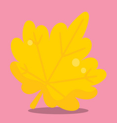 Gobble give thanks leaf 14 vector