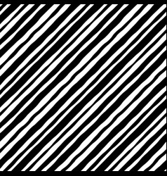grunge lines style pattern abstract striped black vector image
