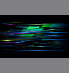 high speed hi-tech technology background vector image