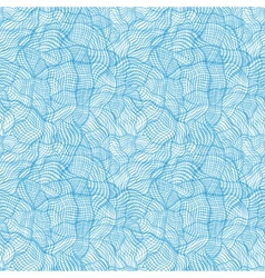 Seamless pattern with random abstract cross grid vector