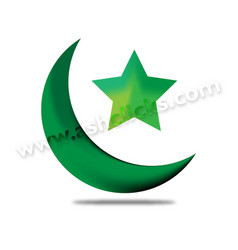 pakistan sign logo vector image