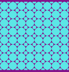 Polka dot geometric seamless pattern 309 vector