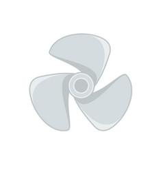 Propeller fan vector