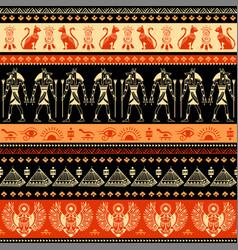 Bohemian indian mandala print vintage henna vector