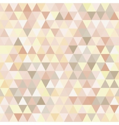 Triangle neutral abstract background vector
