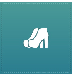 Two Woman Shoes vector