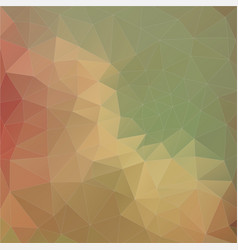 Vintage color square geometric triangle wallpaper vector