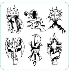 Christian Religion - vector image
