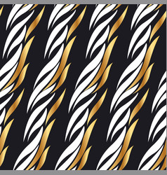 Tribal inspired wild african design vector