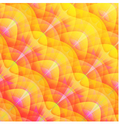 Abstract bright mosaic background vector