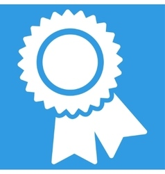 Certification icon from Competition Success vector