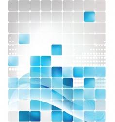 modern poster vector image