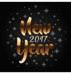 New Year -4 vector image