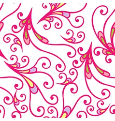 decor pattern vector image vector image
