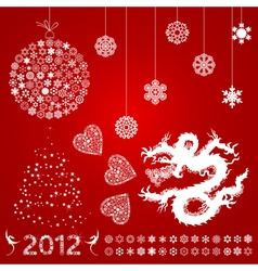 new year graphics vector image vector image