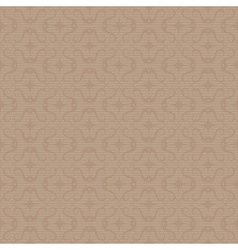 ornaments background brown vector image