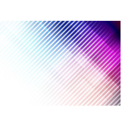 abstract diagonal lines on colors background vector image