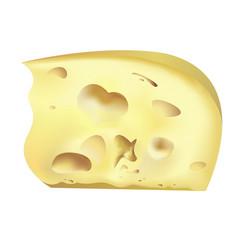 Cheese001 vector