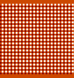 colored plaid tartan pattern with simple geometry vector image