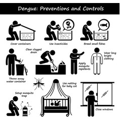 Dengue fever preventions and controls aedes vector