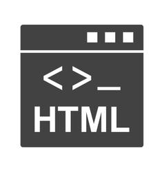 HTML vector image