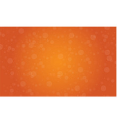 Orange light background style collection vector