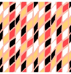 seamless bold harlequin pattern vector image