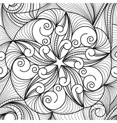 drawing pattern vector image vector image