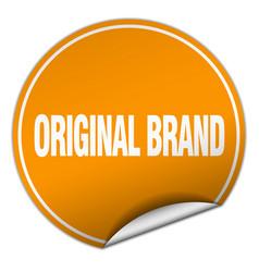 original brand vector image