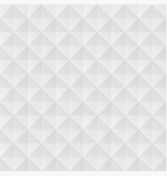 White geometric pattern vector