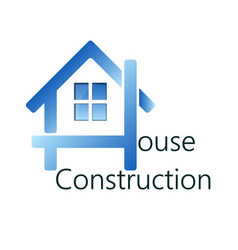 home construction business vector image
