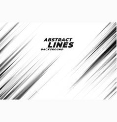 Abstract diagonal sharp lines background vector