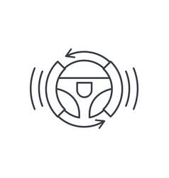 Autonomous auto autopilot gyropilot automatic vector