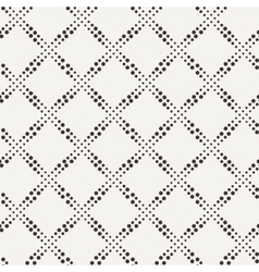 seamless geometric pattern of dots of vector image