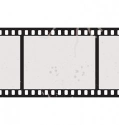 film strip concept vector image vector image