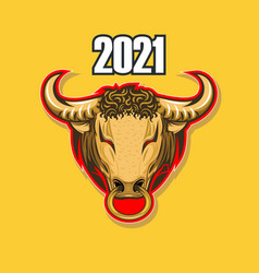 2021 is year bull according to the vector