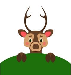 Deer character vector